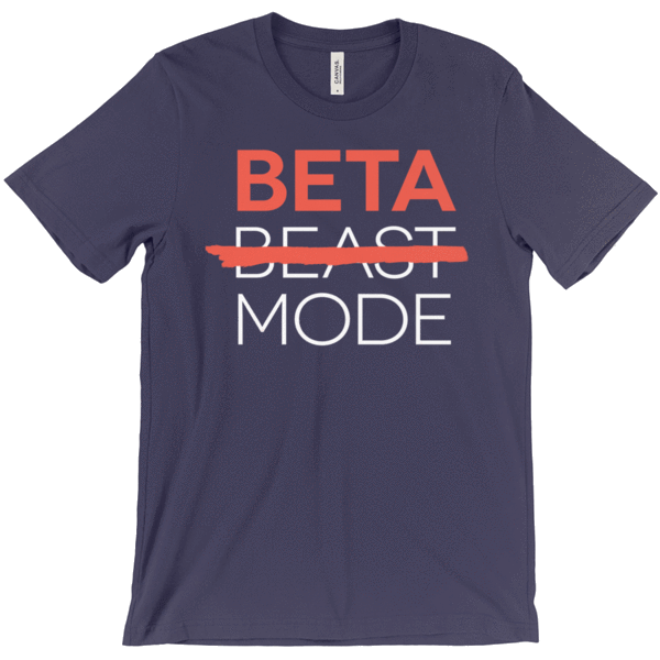 Beta Mode Shirts