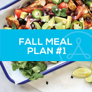 Alchemy 365 Fall Meal Plan #1