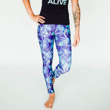 Load image into Gallery viewer, 365 Full Length Legging - Electric Palm