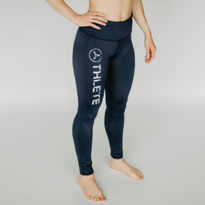 365 Full Length Legging - Navy Athlete