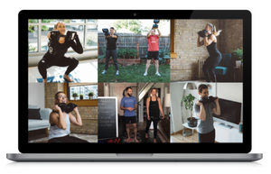 Private Online Workout Class
