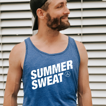 Load image into Gallery viewer, Summer Sweat Unisex Tank