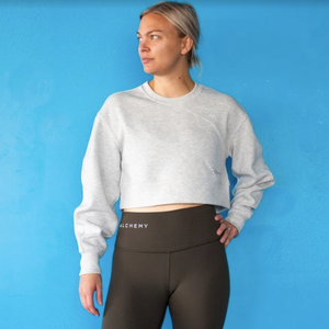 lululemon x Alchemy Soft Ambitions Crop