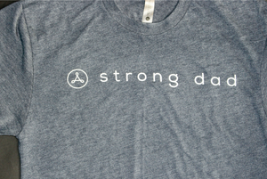 Next Level Shirt - A-Strong Dad