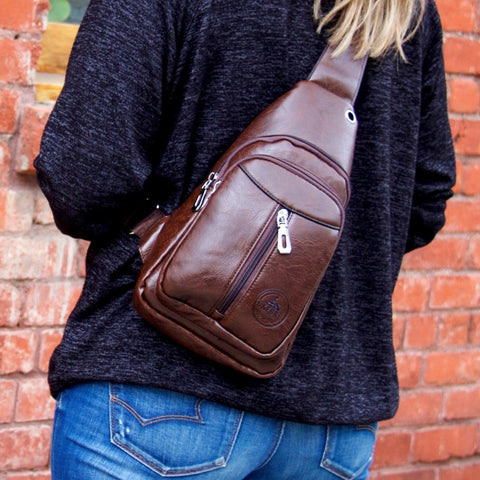 The Highbury Crossbody Sling Bag from Oxford Station