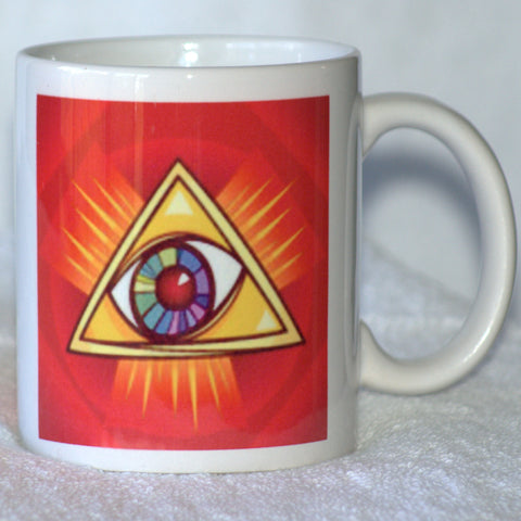"""The All Seeing Eye"" (New) - The Happy Masons' Shop"