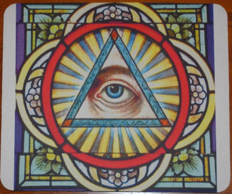 All Seeing Eye. (New) - The Happy Masons' Shop