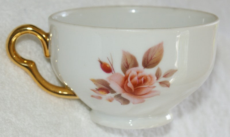 Order of The Eastern Star Single Rose Cup - The Happy Masons' Shop
