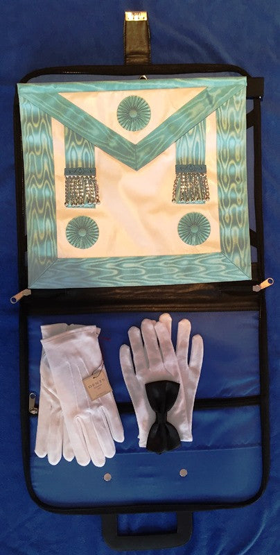Deluxe MM's Lambskin Apron Pack - The Happy Masons' Shop