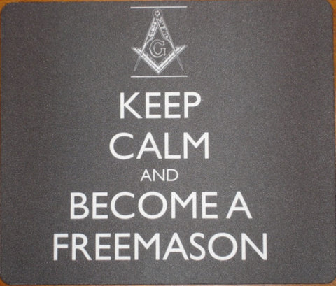 Keep Calm. (New) - The Happy Masons' Shop