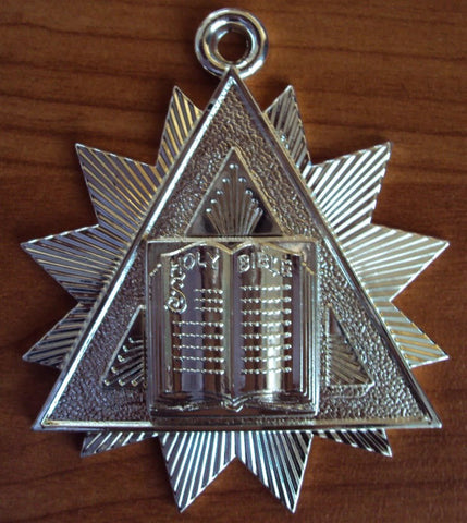 Lodge Officer Collar Jewel - The Happy Masons' Shop
