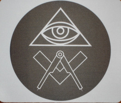 All Seeing Eye S&C. (New) - The Happy Masons' Shop