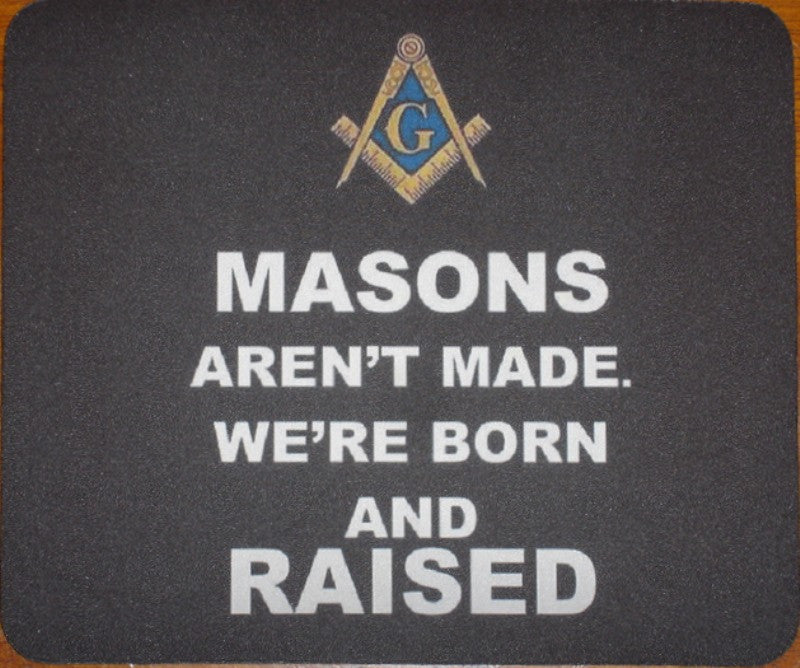 Born and Raised - The Happy Masons' Shop