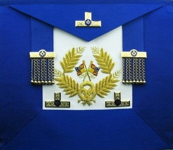 Grand Lodge (Victorian) Full Dress Regalia - The Happy Masons' Shop