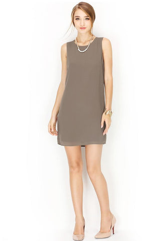 Simple Classic Shift Dress Size Small