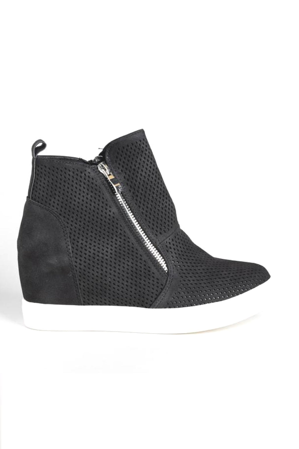Charlotte Wedge Bootie Sneakers
