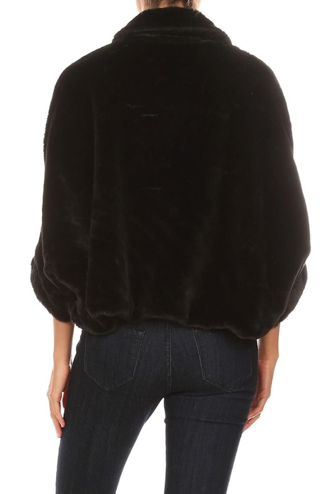 Super Soft Fur Coat