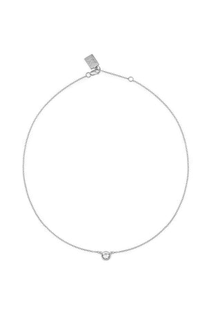 Miranda Frye Stephanie Solitaire Necklace