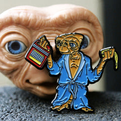 ET enamel pin from the officially licensed et collection