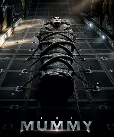 the mummy movie poster for 2017 mummy movie starring tom cruise
