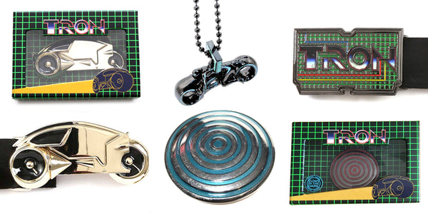 this is the banner for the TRON legacy jewelry line from han cholo