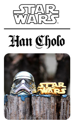 Star Wars X Han Cholo collaboration
