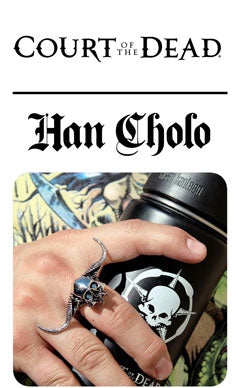 Court of the Dead X Han Cholo