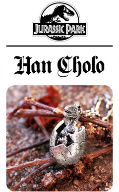 Jurassic Park X Han Cholo Collaboration