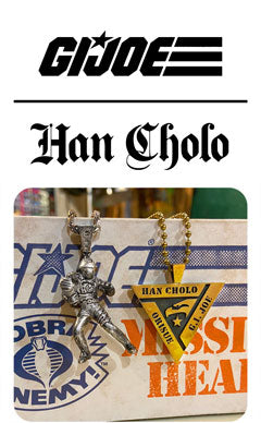 G.I. Joe X Han Cholo Collaboration