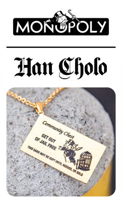 Monopoly X Han Cholo Collaboration