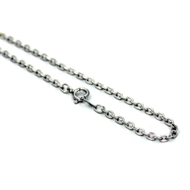1Mm Cable Chain Ss Necklaces