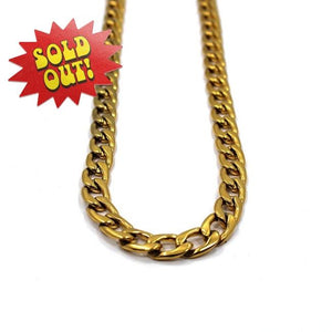 5Mm Curb Chain Ss Necklaces