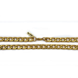 Chain, 5mm Chain, Curb Chain, Chain Necklace, Thick Chain,