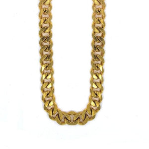 8Mm Curb Chain Ss Necklaces