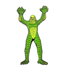 limited edition creature from the black lagoon enamel pin
