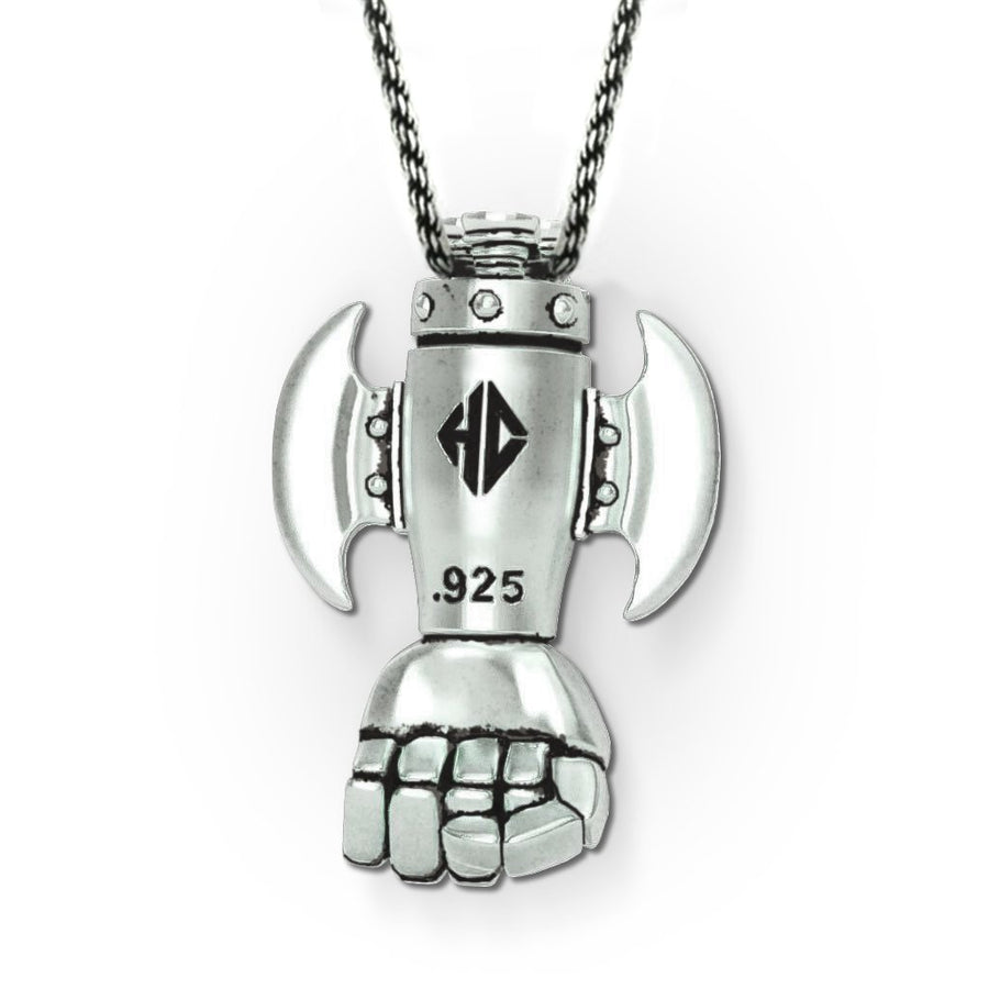 Rocket Fist Pendant