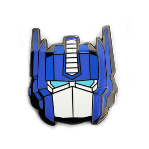 optimus prime Enamel Pin,optimus prime pin,optimus prime pin back