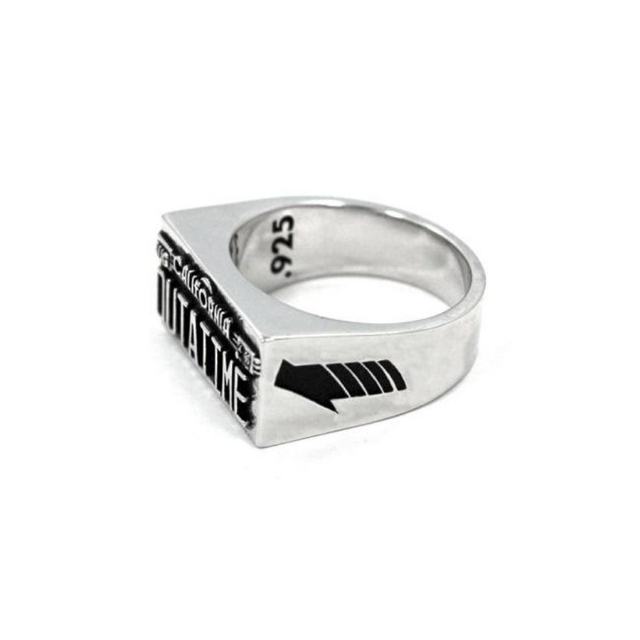 back to the future merchandise, back to the future ring