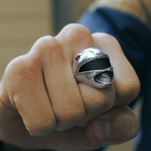 Red Ranger Ring