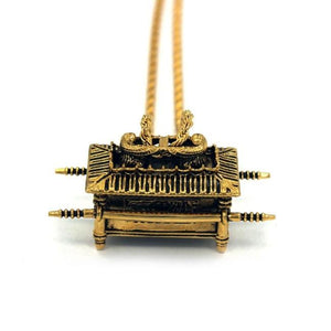 Ark Of The Covenant Pendant Gold / 24 Ss Necklaces