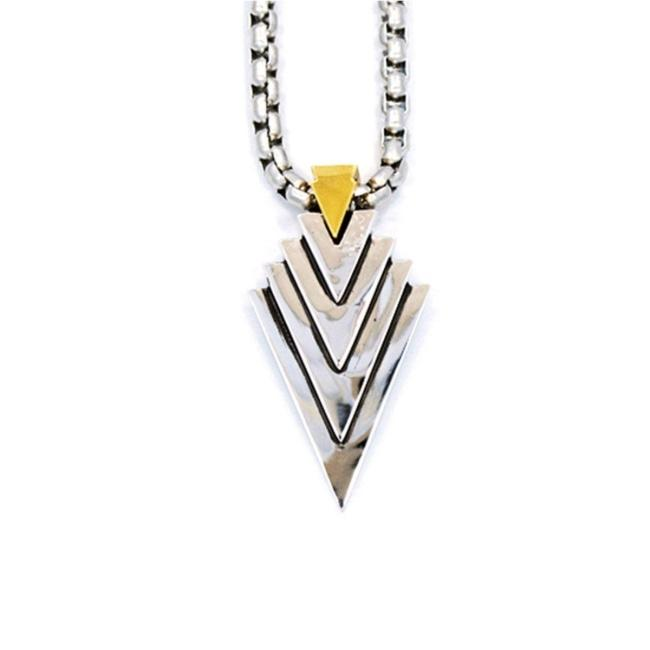 Arrowhead Pendant Ss Necklaces