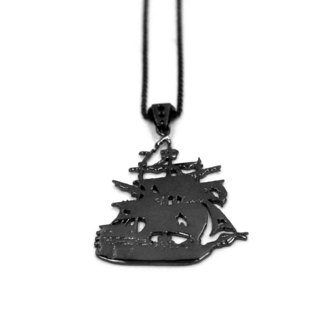 Baby Ghost Ship Ss Necklaces