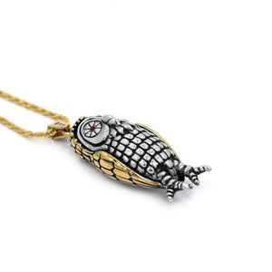 Big Bobo Owl Pendant Pm Necklaces
