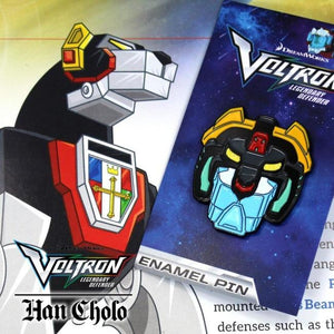 voltron black lion pin, voltron black lion enamel pin, black lion enamel pin, black lion pin