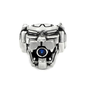 Blue Lion Ring Sterling .925 / 6 Pm Rings