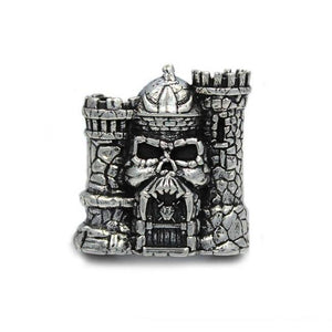 Castle Grayskull Ring Sterling .925 / 9 Pm Rings