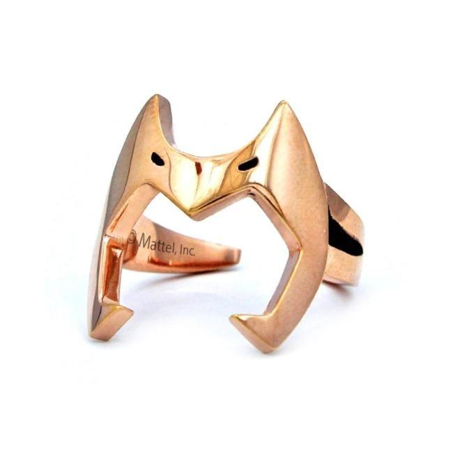 Catra Helmet Ring One Size / Rose Gold Pm Rings