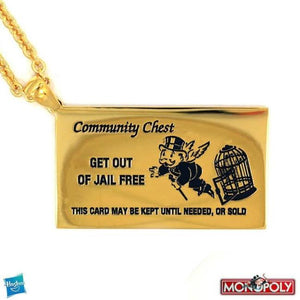Chance Card Pendant Pm Necklaces