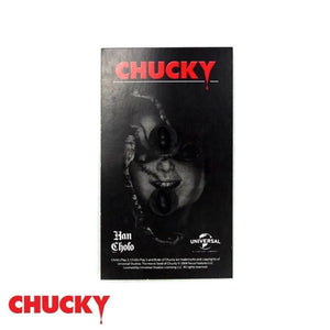 Chucky Friends Till The End Enamel Pin