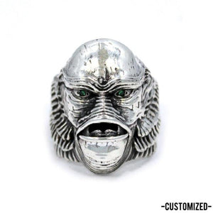 Creature From The Black Lagoon Ring Pm Rings